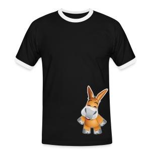 eMule Men's T-Shirt - Men's Ringer Shirt