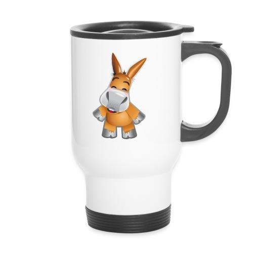 eMule Men's T-Shirt - Travel Mug