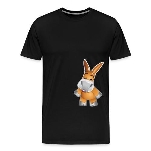 eMule Men's T-Shirt - Men's Premium T-Shirt