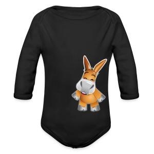 eMule Men's T-Shirt - Organic Longsleeve Baby Bodysuit