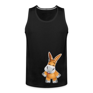 eMule Men's T-Shirt - Men's Premium Tank Top