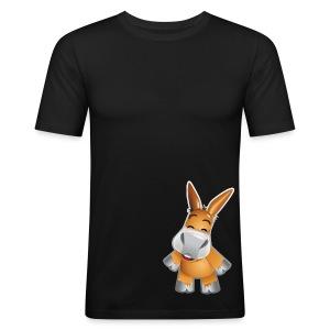 eMule Men's T-Shirt - Men's Slim Fit T-Shirt