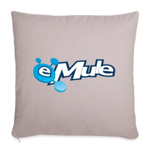 eMule Mug - Sofa pillow cover 44 x 44 cm