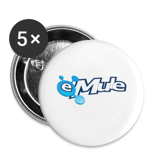 eMule Mug - Buttons small 25 mm