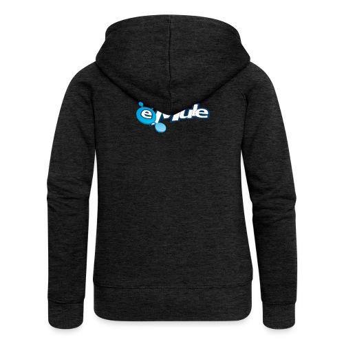 eMule Mug - Women's Premium Hooded Jacket
