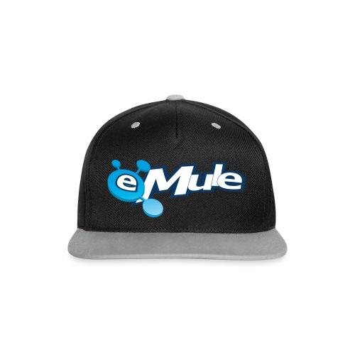 eMule Mug - Contrast Snapback Cap