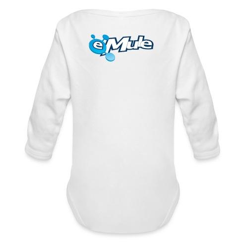 eMule Mug - Organic Longsleeve Baby Bodysuit