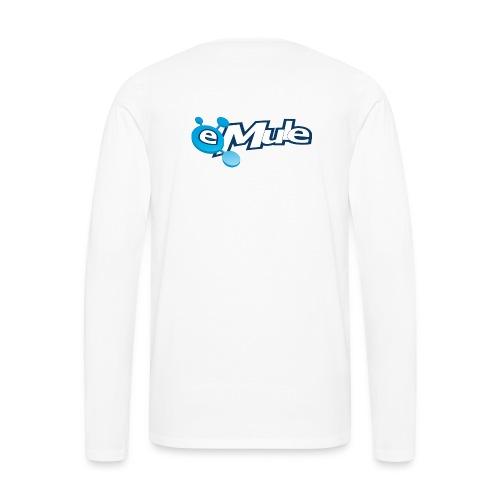eMule Mug - Men's Premium Longsleeve Shirt