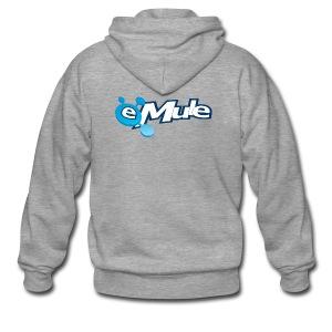 eMule Mug - Men's Premium Hooded Jacket