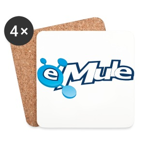 eMule Mug - Coasters (set of 4)