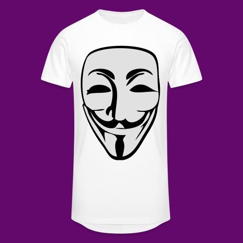 Vendetta - T-shirt long Homme