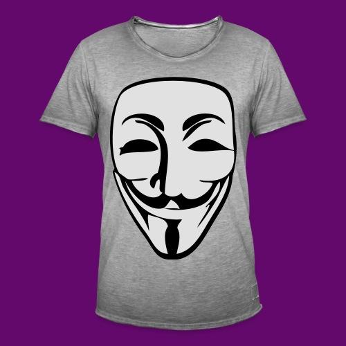 Vendetta - T-shirt vintage Homme