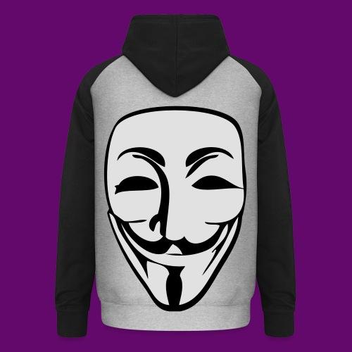 Vendetta - Sweat-shirt baseball unisexe