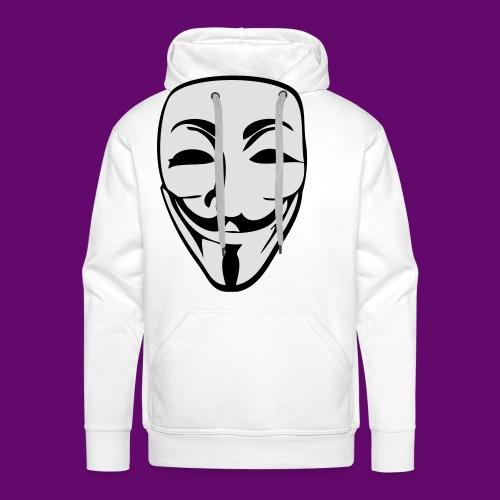 Vendetta - Sweat-shirt à capuche Premium pour hommes