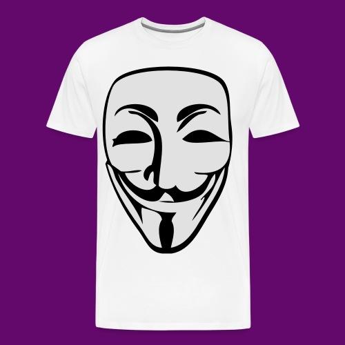 Vendetta - T-shirt Premium Homme