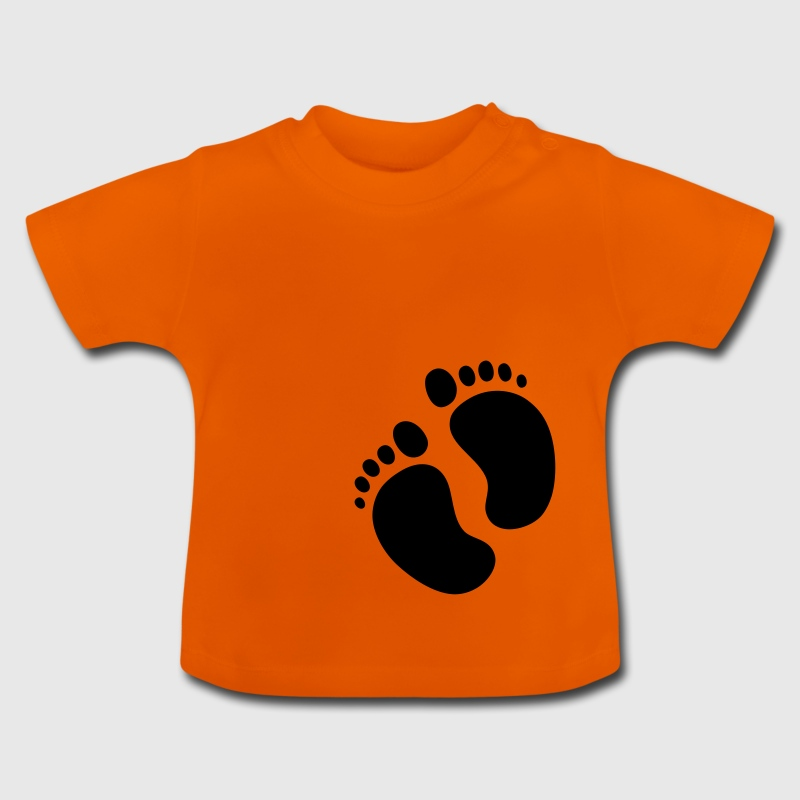 Baby Voetjes Baby shirts - Baby T-shirt