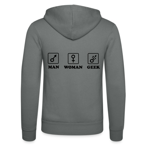 Man - Woman - Geek