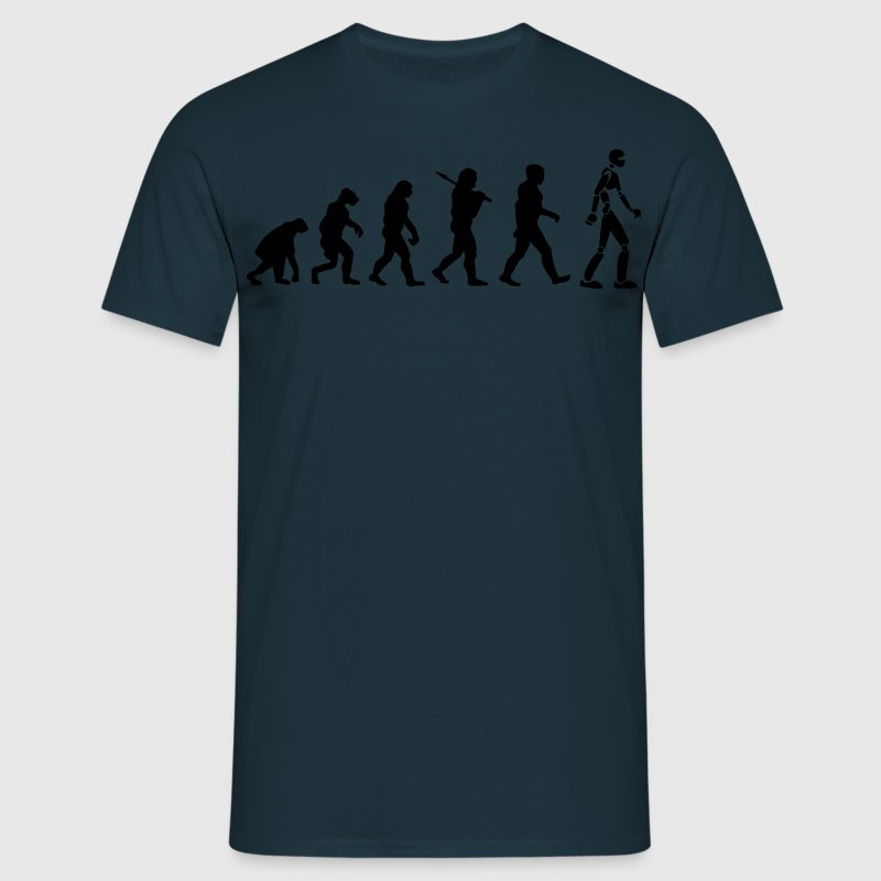 Evolution Robot - T-shirt Homme
