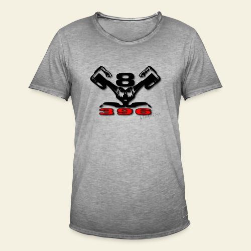 396 CUI V8 - Herre vintage T-shirt