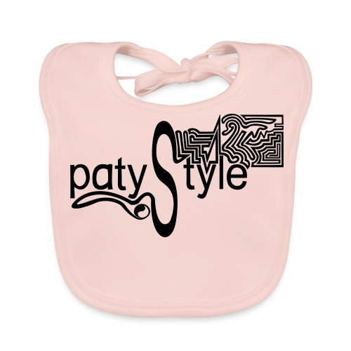 shirt patystyle - Baby Bio-Lätzchen