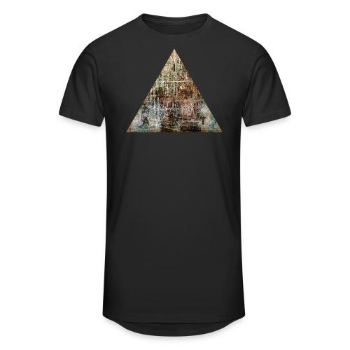 I AM ART | Std.Shirt - Männer Urban Longshirt