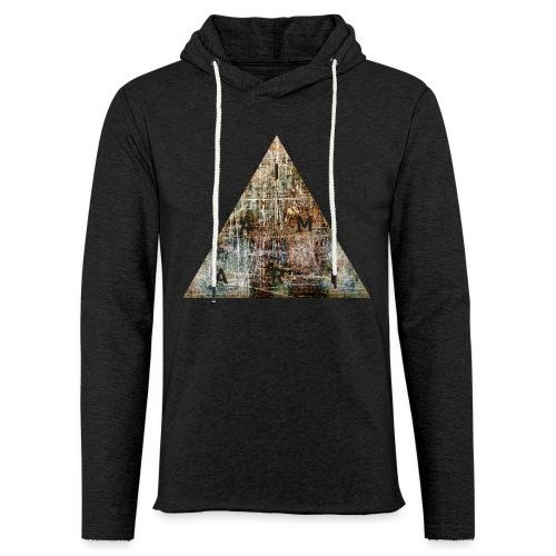 I AM ART | Std.Shirt - Leichtes Kapuzensweatshirt Unisex