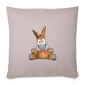 eMule Women's T-Shirt - Sofa pillow cover 44 x 44 cm