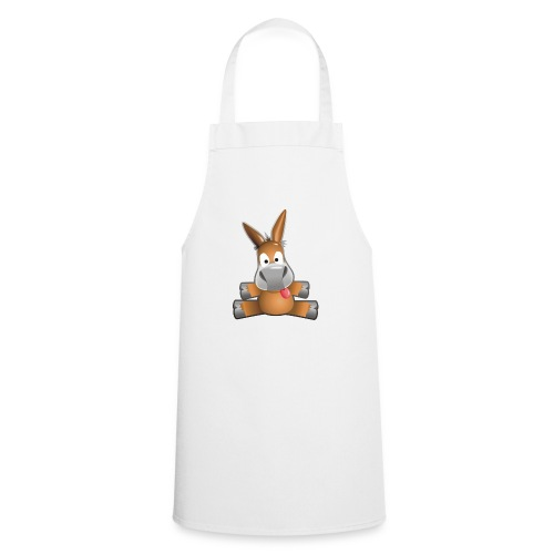 eMule Women's T-Shirt - Cooking Apron