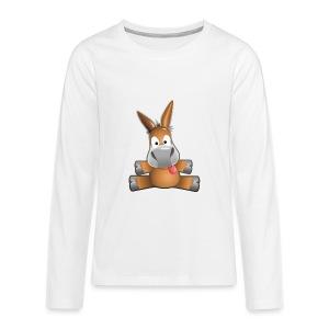 eMule Women's T-Shirt - Teenagers' Premium Longsleeve Shirt