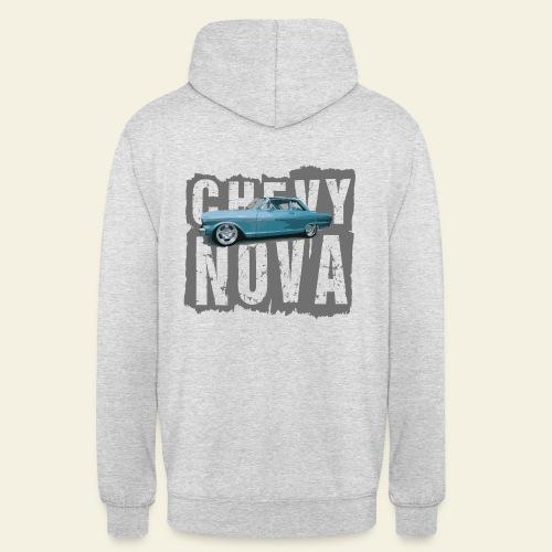 Chevy Nova Hoodie - Hættetrøje unisex
