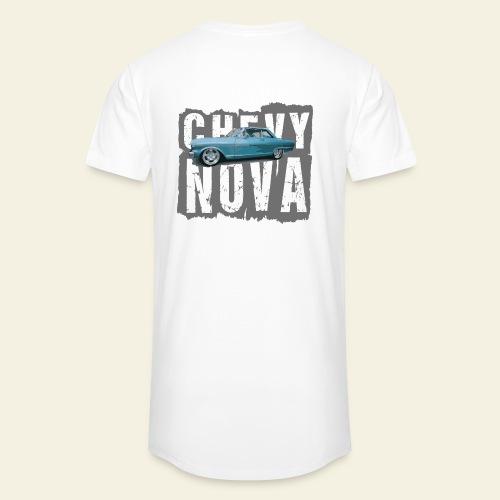 Chevy Nova Hoodie - Herre Urban Longshirt