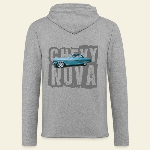 Chevy Nova Hoodie - Let sweatshirt med hætte, unisex
