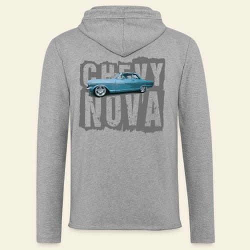 Chevy Nova - Let sweatshirt med hætte, unisex