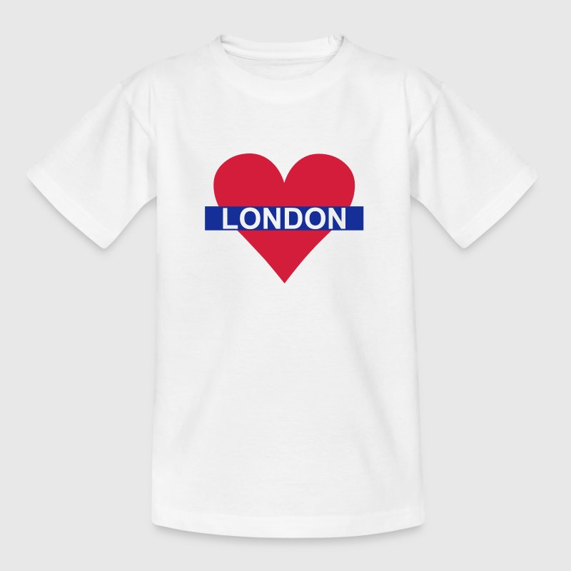 Love London - Underground Kids' Shirts - Kids' T-Shirt
