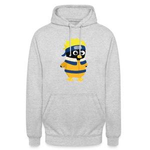 Pingouin Naruto - Sweat-shirt à capuche unisexe