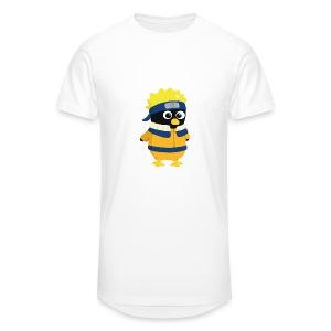 Pingouin Naruto - T-shirt long Homme