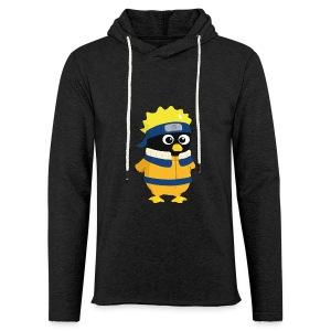 Pingouin Naruto - Sweat-shirt à capuche léger unisexe