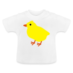Easter Chick Kids' Shirts - Baby T-Shirt