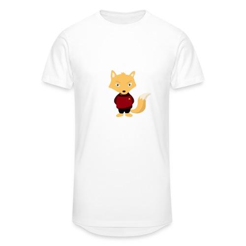 Renard Star Trek - T-shirt Geek - T-shirt long Homme