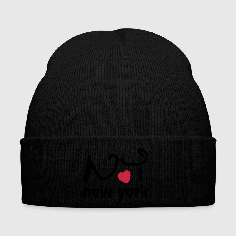 I love New York Casquettes et bonnets - Bonnet d'hiver