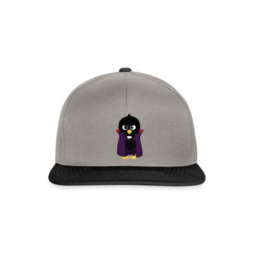 Pingouin Vampire - T-shirt Geek - Casquette snapback