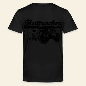 Flattracker Poloshirt - Teenager premium T-shirt