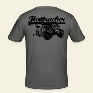 Flattracker Poloshirt - Herre Slim Fit T-Shirt