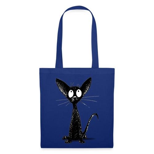 Funny Cute Black Cat