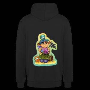 KinderShirt Ahoi, kloine Piroaadin - Unisex Hoodie