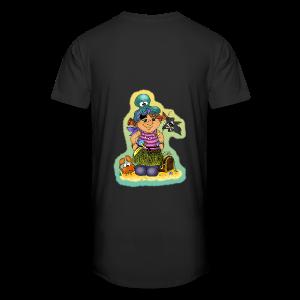 KinderShirt Ahoi, kloine Piroaadin - Männer Urban Longshirt