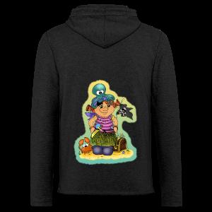 KinderShirt Ahoi, kloine Piroaadin - Leichtes Kapuzensweatshirt Unisex