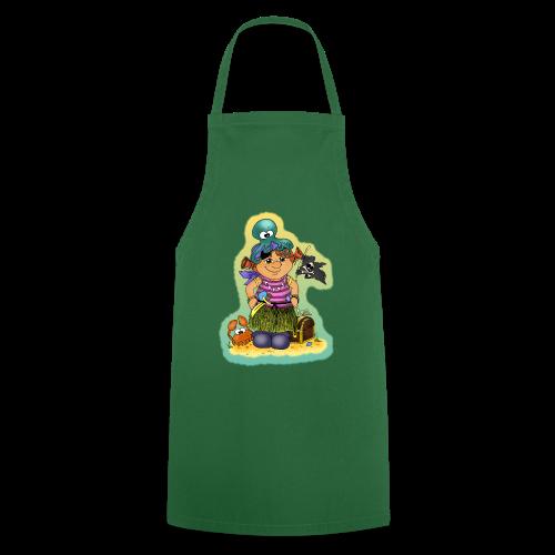 KinderShirt Ahoi, kloine Piroaadin - Kochschürze