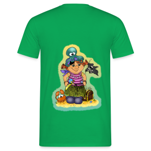 KinderShirt Ahoi, kloine Piroaadin - Männer T-Shirt