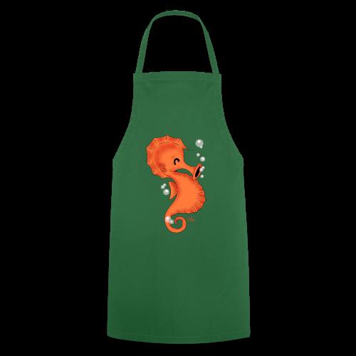 KinderShirt Seelina Seepferdchen - Kochschürze